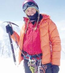 Seule la conquête des sommets du monde assouvira cette rage de défi des cimes de Baibanou