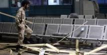 L'aéroport de Tripoli toujours en proie à de violents combats