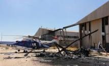 L'aéroport de Tripoli toujours théâtre d'affrontements