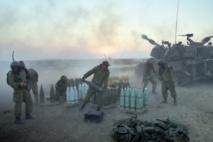 Poursuite aveugle du pilonnage meurtrier sur Gaza