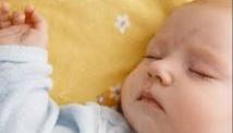 Le co-dodo, premier facteur de risque de mort subite chez les nourrissons