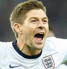 Steven Gerrard annonce sa retraite internationale