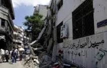Combats acharnés entre forces gouvernementales et rebelles dans l'est de Damas et la région d'Alep
