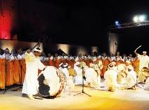 …Et de trois pour  le Festival national  d'Ahwach à Ouarzazate
