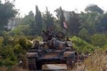 Affrontements entre rebelles syriens et leurs alliés d'Al-Qaïda