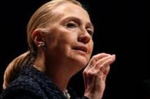Insolite : Hillary Clinton préfère travailler de chez elle...