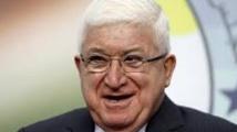 Le Kurde Fouad Massoum élu président de la République d'Irak