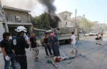 Combats meurtriers entre armée syrienne et jihadistes