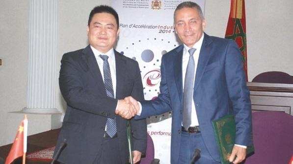 L'arrivée à Tanger d'un sidérurgiste chinois fait trembler les opérateurs nationaux