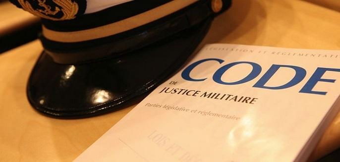 Adoption du projet de loi sur la justice militaire