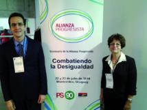 L'expérience marocaine en matière de lutte contre les inégalités présentée par l'USFP à Montevideo