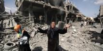 Reprise des bombardements à Gaza, pas de solution diplomatique en perspective