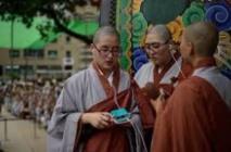 Insolite : Concours  de prières bouddhistes