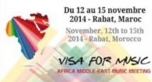 Première édition de Visa For Music