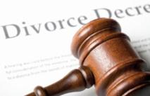 Les cas de divorce en droit français