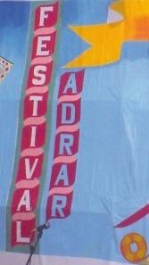 Le Festival Adrar souffle sa dixième bougie