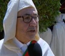 S.M le Roi décore Abdelouahed Radi