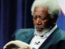 Les larmes  de Morgan  Freeman