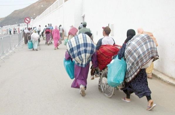 Entre Sebta et le reste du Maroc, le commerce a le vent en poupe
