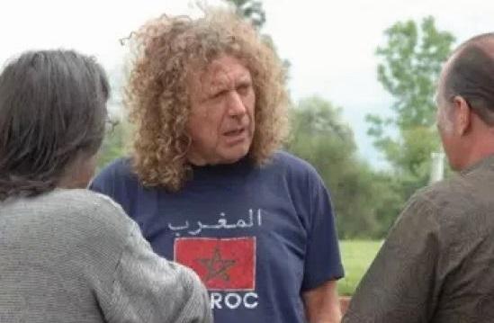 """""""Gentils gendarmes marocains"""", le dernier tube de Robert Plant"""