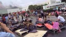 69 morts lors d'une explosion dans une usine de GM en Chine