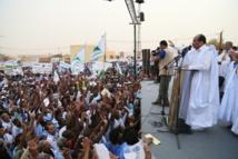 Mohamed Ould Abdel Aziz  investi pour un second mandat