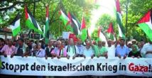 Gaza à n'en plus finir ! Gaza und kein Ende !
