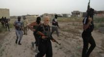 Les jihadistes de l'E.I gagnent du terrain en Irak