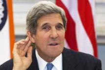 Kerry à l'œil  et à… l'oreille