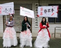 Violences conjugales en Chine: un long combat, et plus de porte-parole