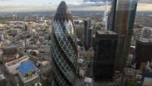 """L'emblématique gratte-ciel """"Gherkin"""" à Londres mis en vente"""