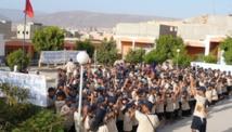 La Fondation du Grand Ouarzazate organise une colonie de vacances
