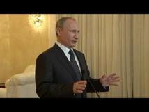 Moscou répond du tac au tac aux sanctions de l'Occident