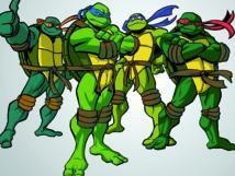 """Une association s'affole des conséquences du film """"Ninja Turtles"""" sur les tortues"""