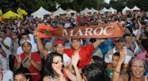 Hommage aux  Marocains du monde