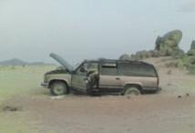 L'armée algérienne s'abstient de prêter secours à des Sahraouis tombés en panne dans le désert
