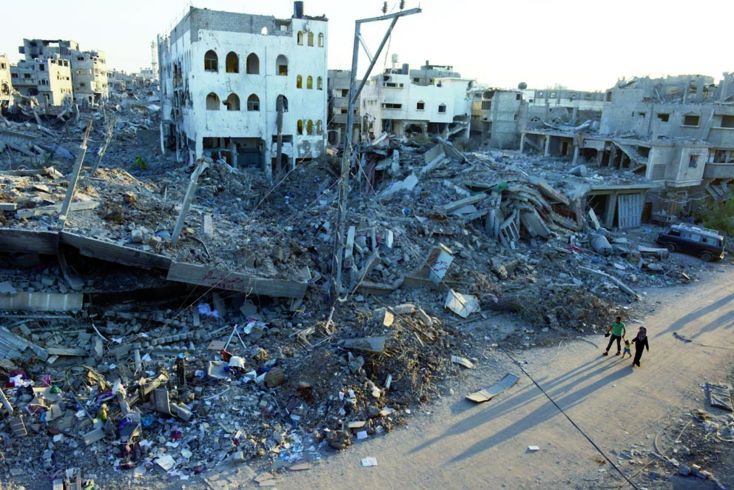 Les errements de la diplomatie française face au massacre des Palestiniens à Gaza
