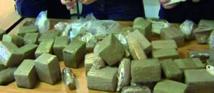 Démantèlement de plusieurs  réseaux de trafic de drogue à Dakhla