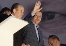 Recep Tayyip Erdogan premier président turc élu au suffrage universel