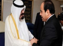 Première visite du président égyptien Abdel Fattah al-Sissi en Arabie Saoudite