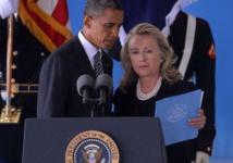 Hillary Clinton critique Obama sur la Syrie