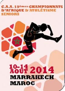 19èmes Championnats d'Afrique d'athlétisme seniors