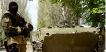 Sévère blocus sur  les derniers bastions  séparatistes en Ukraine