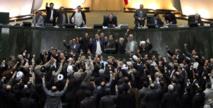 Les pourparlers sur le nucléaire  provoquent une tempête politique en Iran