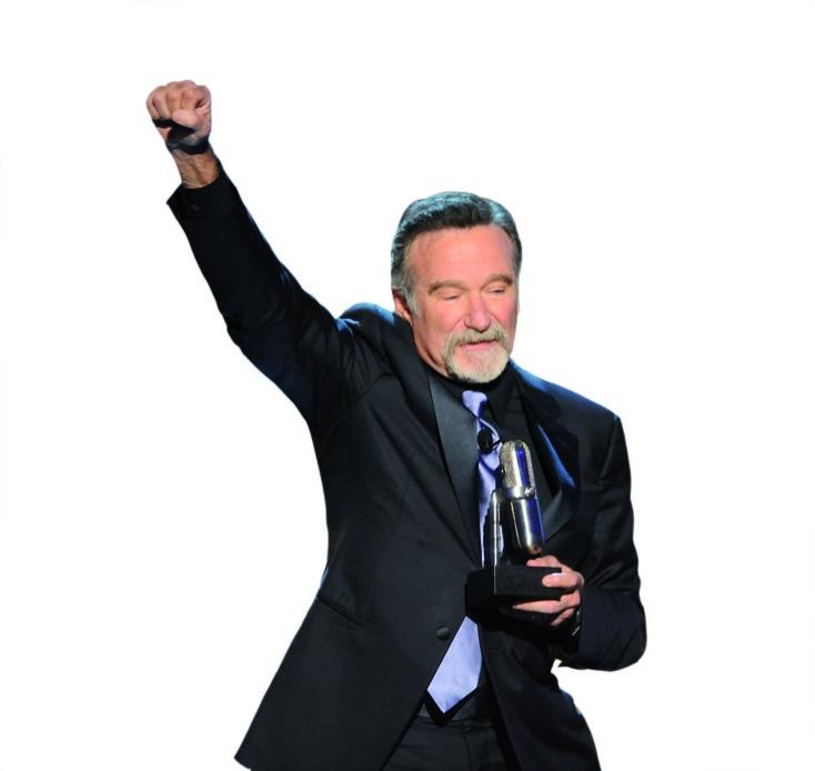 Disparition de Robin Williams