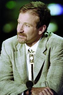 Robin Williams,  virtuose du rire comme des larmes