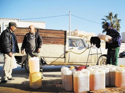 La lutte contre la contrebande du carburant algérien s'intensifie