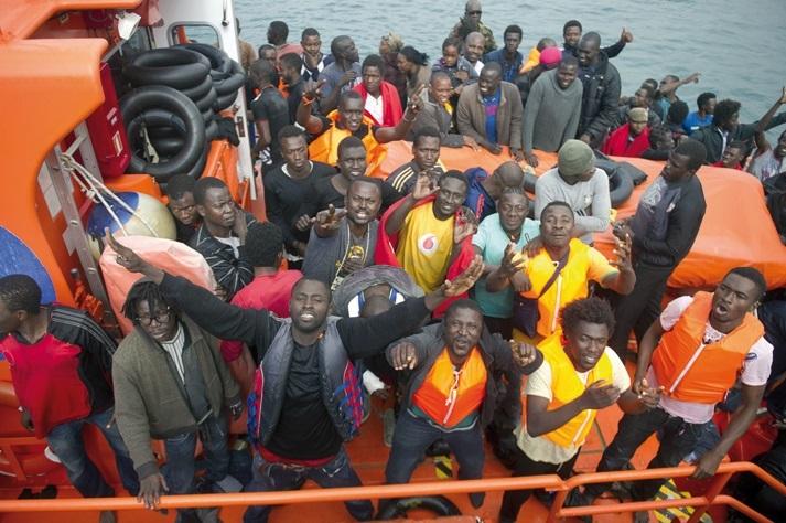 La justice espagnole se saisit du dossier des violences commises  par les forces de l'ordre marocaines contre les immigrés clandestins