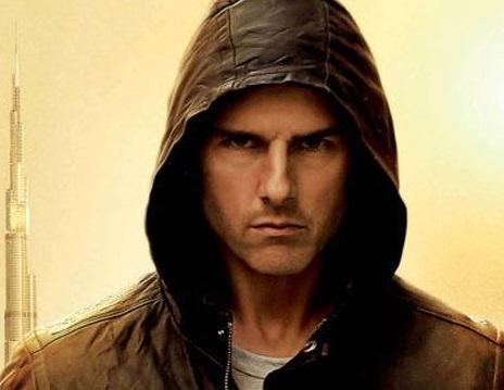 Tom Cruise en mission impossible  au Maroc