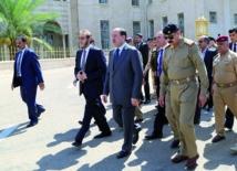 Nouri Al-Maliki s'efface du pouvoir irakien au profit de son successeur désigné